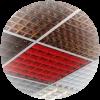 Подвесные потолки «Грильято»