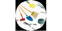 Лопаты, грабли, метлы (0)